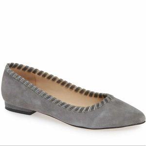 NEW Athena Alexander  Lemans Suede Sneaker Flat
